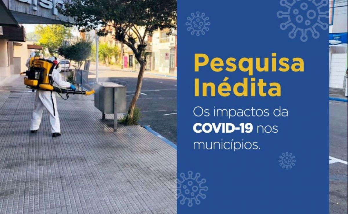 Foto Pesquisa inédita mapeia ações de Municípios brasileiros para combater a pandemia
