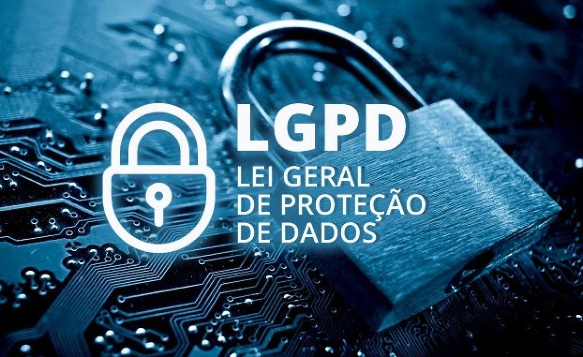 Foto LGPD - Lei Geral de Proteção de Dados Pessoais