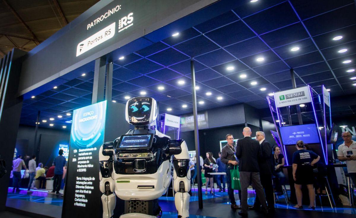 Foto WebDe na Mercopar 2021!