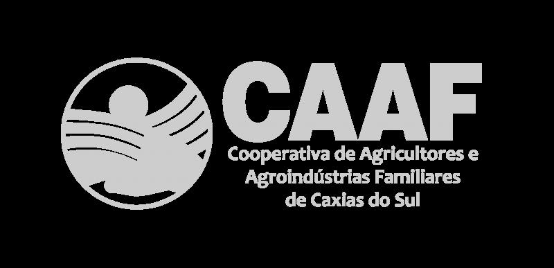 Logo CAAF - Cooperativa de Agricultores e Agroindústrias Familiares