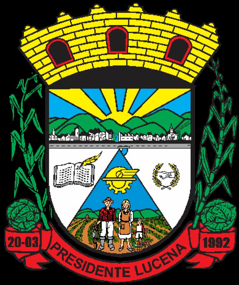 Brasão  Presidente Lucena