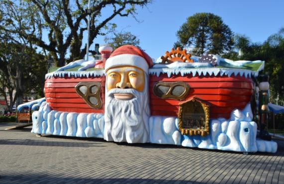 Abertura do XXII Sinos de Natal