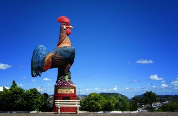 Foto Monumento ao Galo