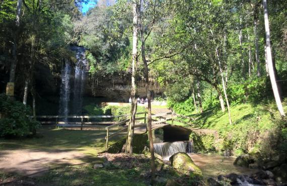 Foto Parque da Gruta