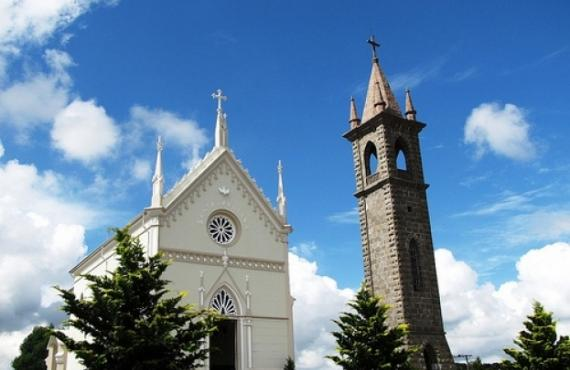 Foto Torre da Igreja Santa Juliana