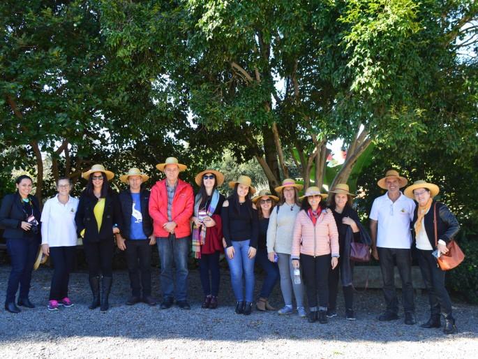 Foto  - 4º Congresso Internacional de Turismo da Região Uva e Vinho