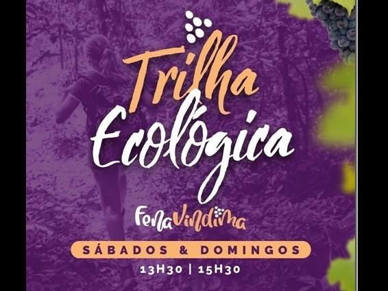 Foto Trilha ecológica poderá ser realizada pelos visitantes da FenaVindima 2020
