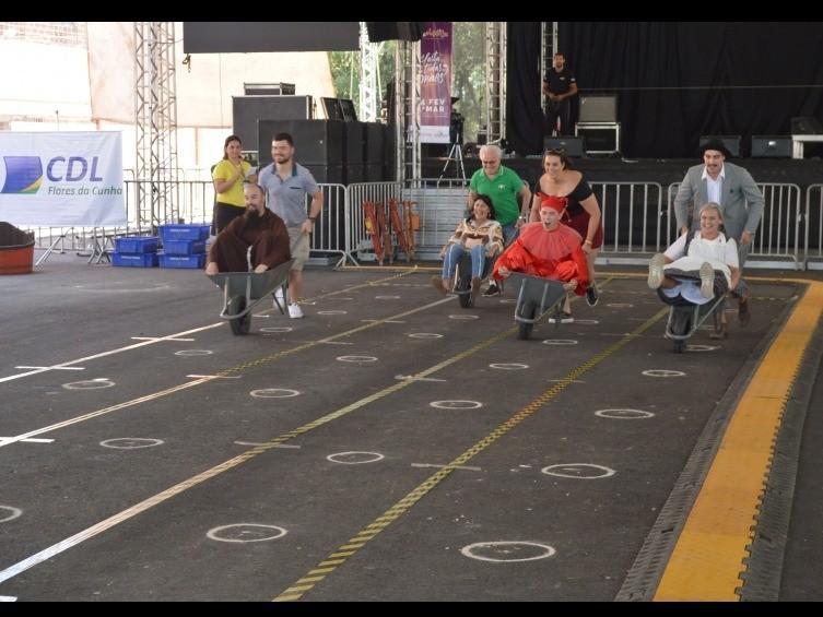 Foto Jogos de Colônia vão ser realizados na manhã deste domingo, dia 1º, na FenaVindima 2020