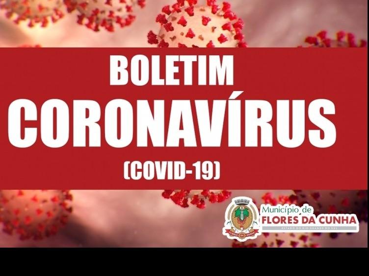 Foto Descartado um dos casos suspeitos de COVID 19 em Flores da Cunha