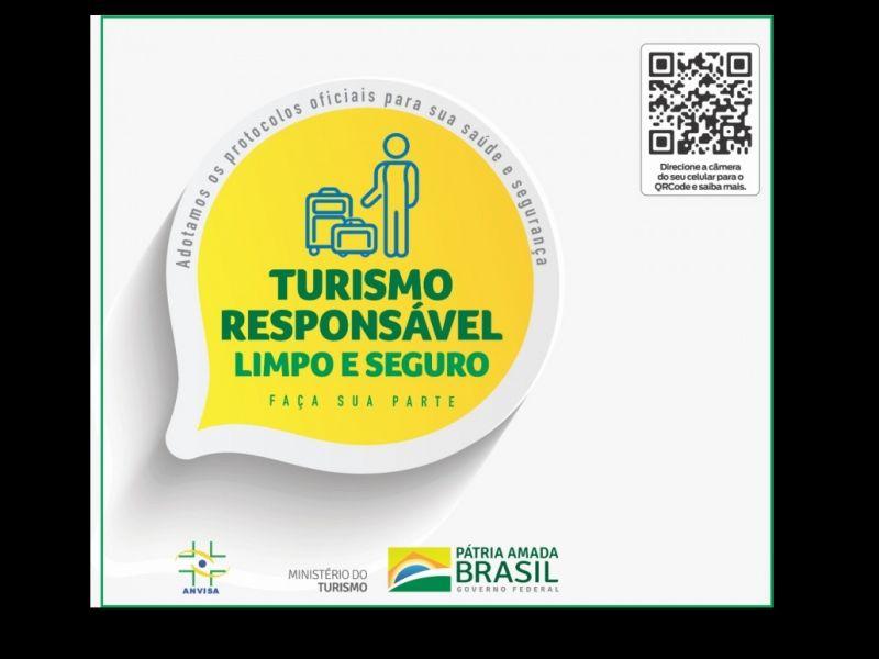 Foto Turismo mobiliza empreendimentos para realizar o cadastramento no Selo do Turismo Responsável