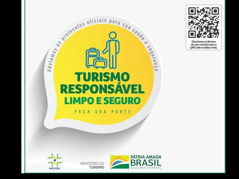 Foto Selo do Turismo Responsável pode ser buscado por empreendimentos florenses