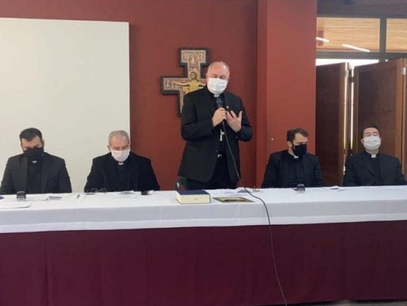 Foto Igreja Católica inicia processo de investigação do milagre para beatificação de Frei Salvador