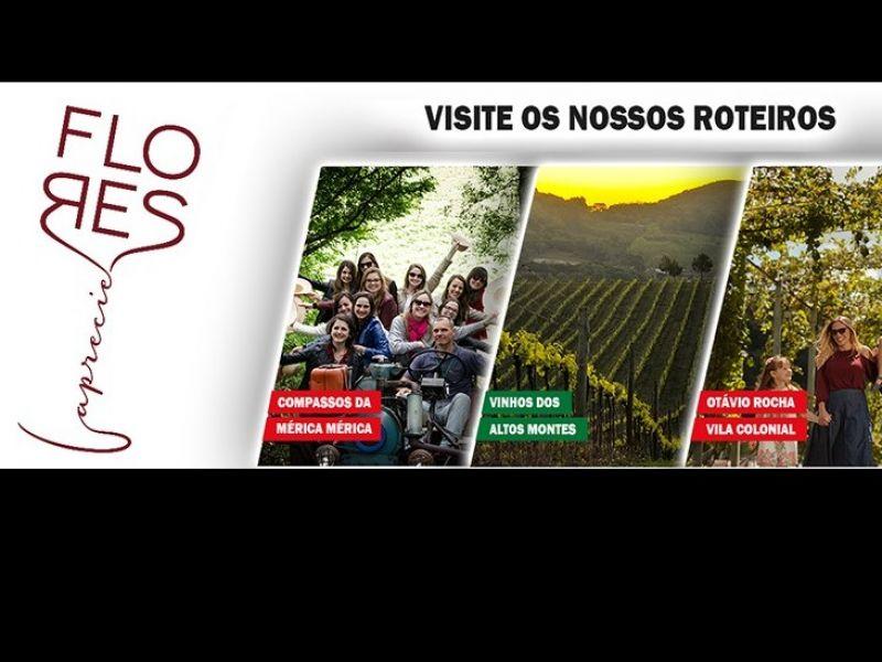 Foto Flores da Cunha participa da criação da Rota Turística da Região Metropolitana da Serra Gaúcha