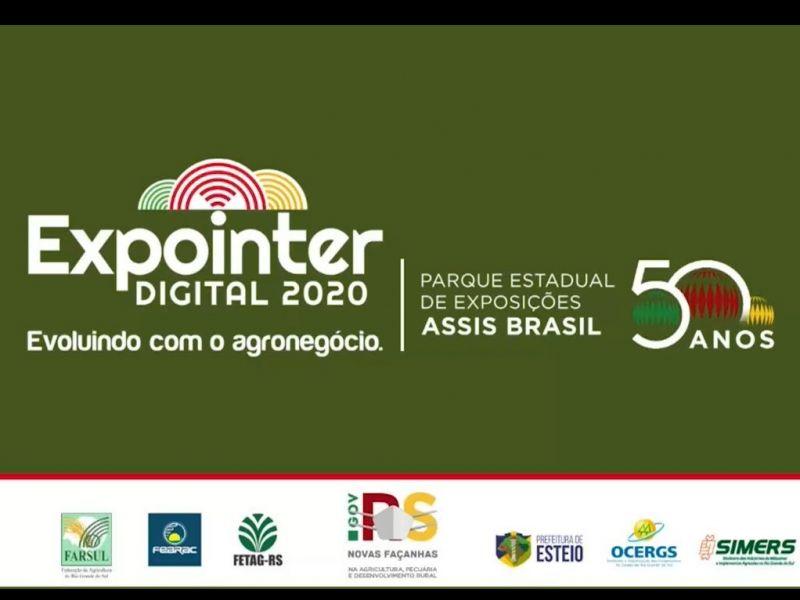Foto Empreendimentos turísticos podem participar gratuitamente da Expointer Digital