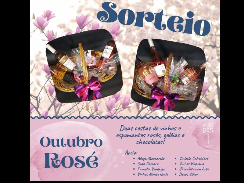 """Foto Turismo realiza sorteio """"Outubro Rosé"""""""