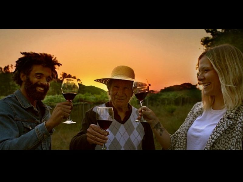 Foto Apresentado o filme turístico do município de Flores da Cunha