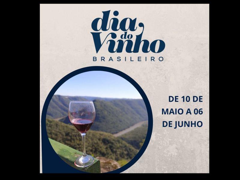 Foto Dia do Vinho Brasileiro ocorre de 10 de maio a 6 de junho
