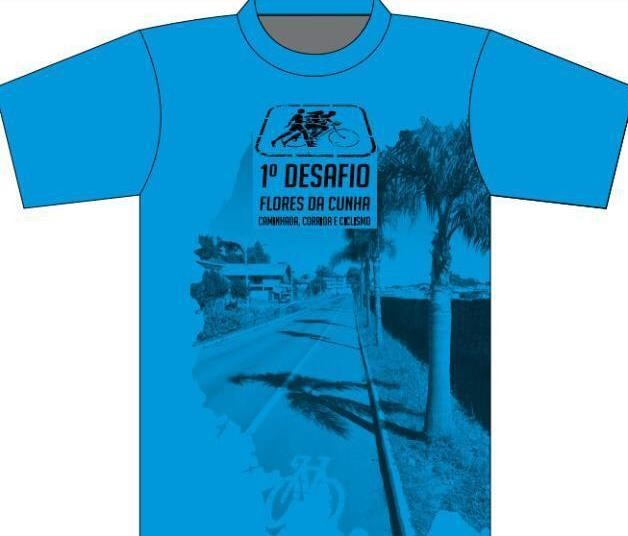 Foto de capa Últimos dias para inscrições no 1º Desafio Flores da Cunha de Caminhada, Corrida e Ciclismo