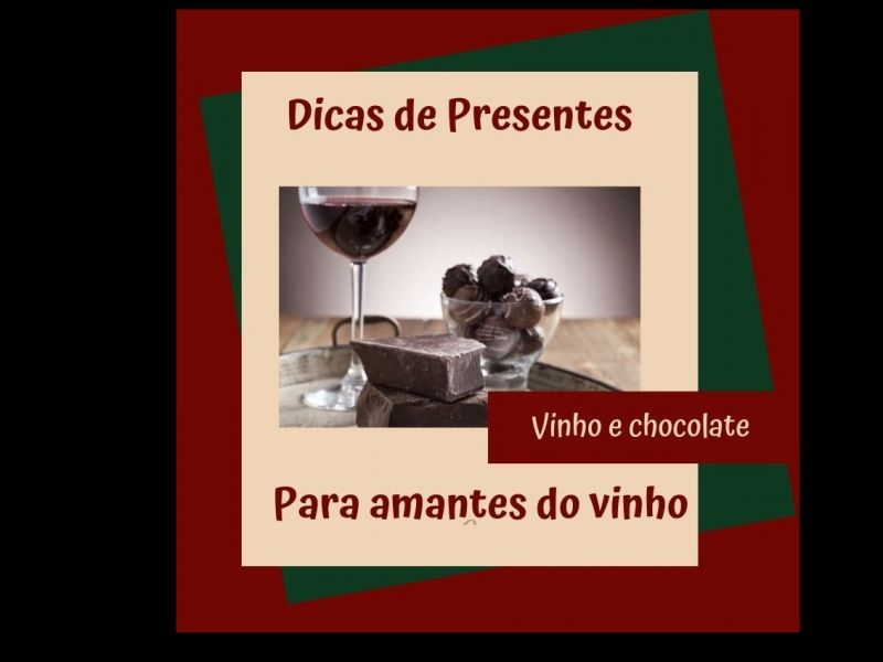 Foto Dicas de presentes para amantes de vinho