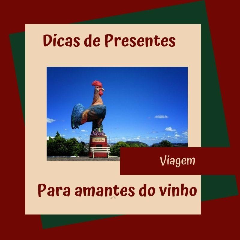 Foto de capa Viagem para regiões vinícolas