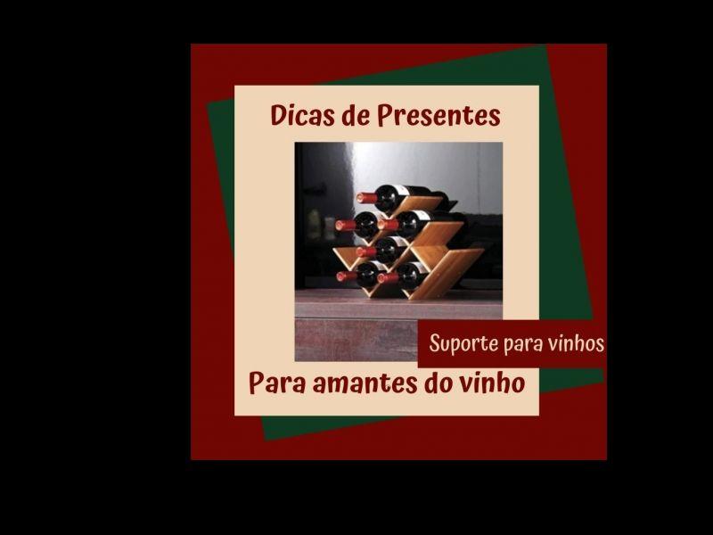 Foto Suporte para vinhos