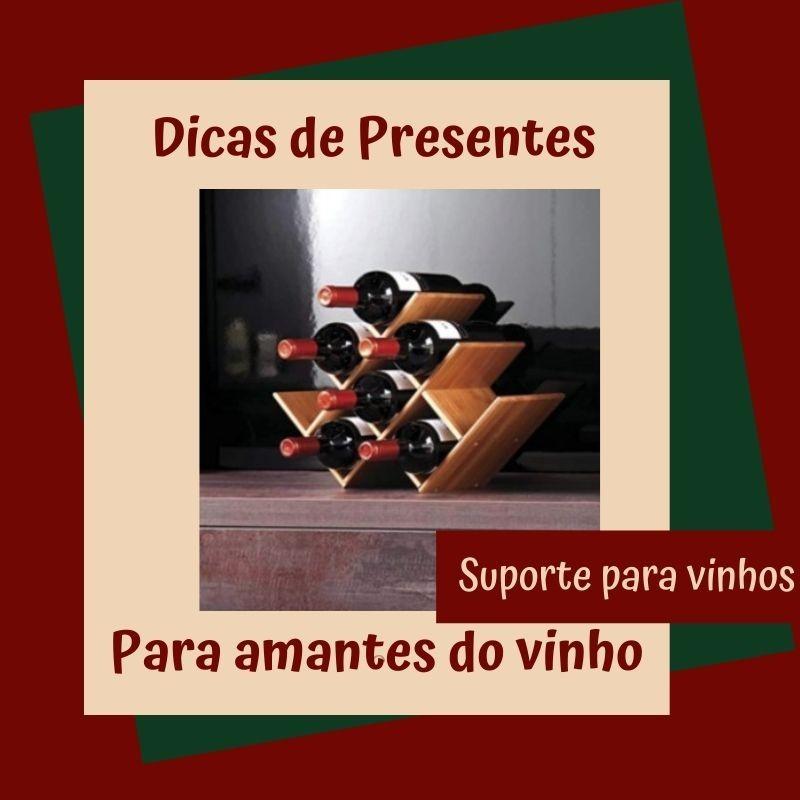 Foto de capa Suporte para vinhos