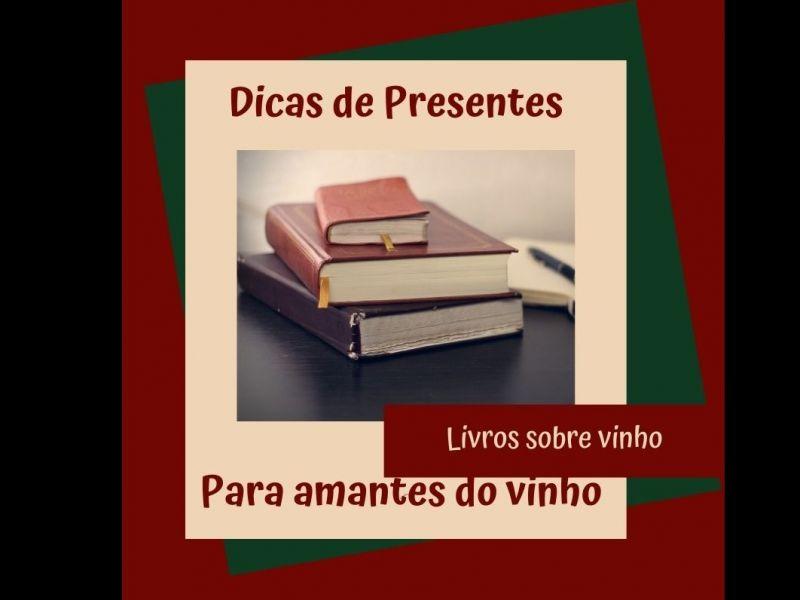 Foto Livros sobre vinhos