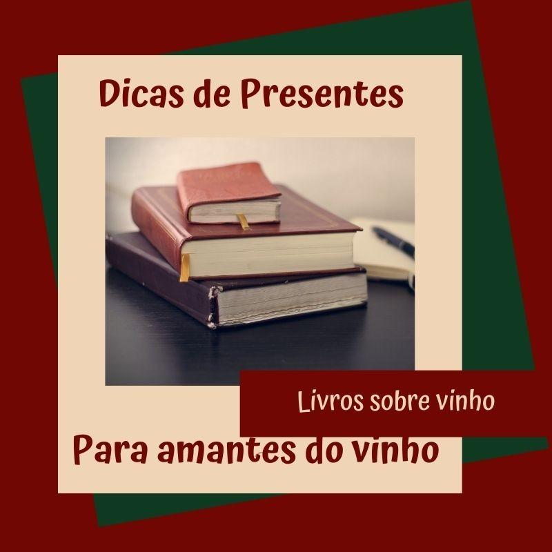 Foto de capa Livros sobre vinhos
