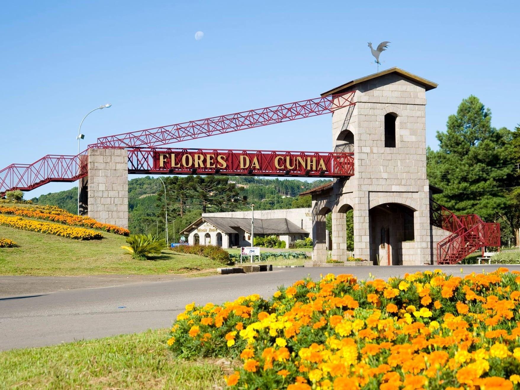 Foto Você sabia o porquê do nome Flores da Cunha?