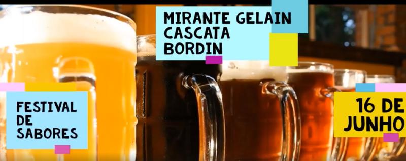 Foto de capa Festival de Sabores será realizado no Mirante Gelain