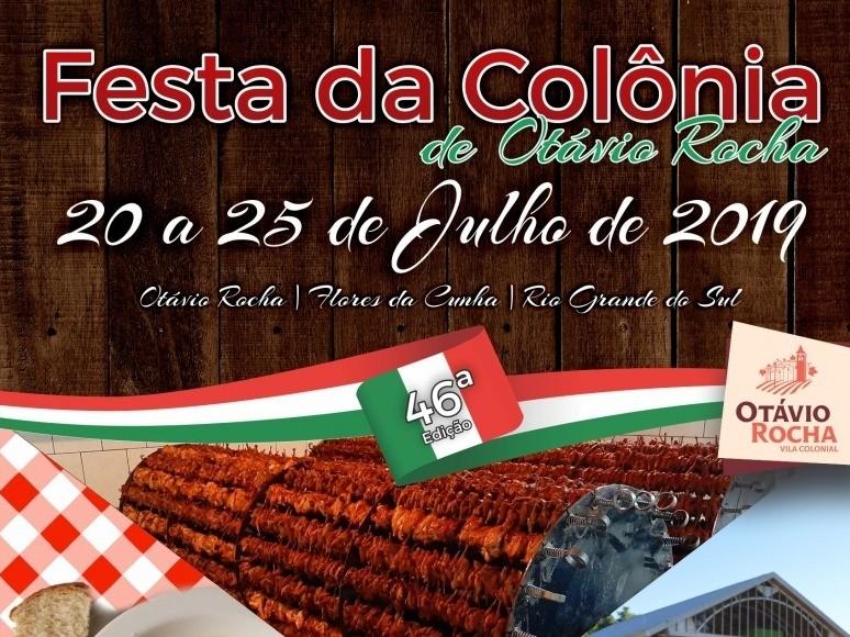 Foto 46ª Festa da Colônia de Otávio Rocha comercializa ingressos para jantar e almoços