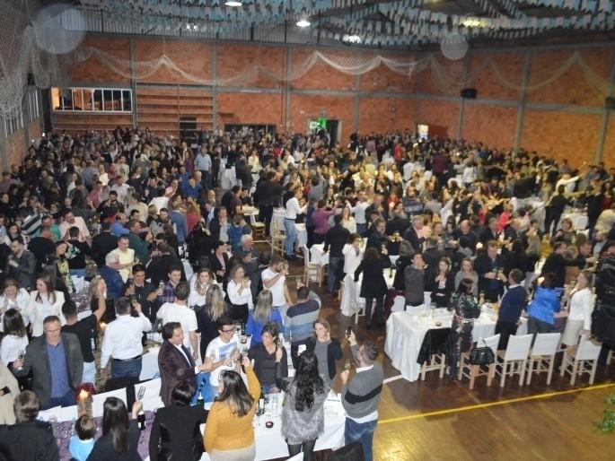Foto Esgotados os ingressos para o Jantar dos Melhores Vinhos de Flores da Cunha