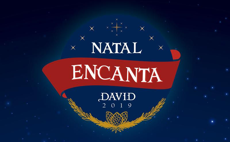 Foto de capa da notícia Natal Encanta David 2019