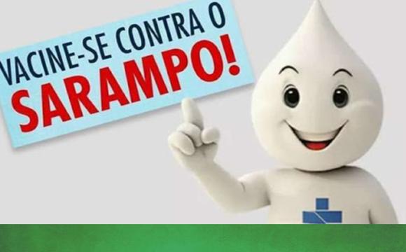 Foto de capa da notícia Vacine-se contra o sarampo!