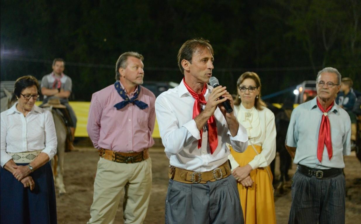 Foto de capa da notícia I Rodeio Crioulo e Inauguração do Parque de Rodeios Zeca Oro
