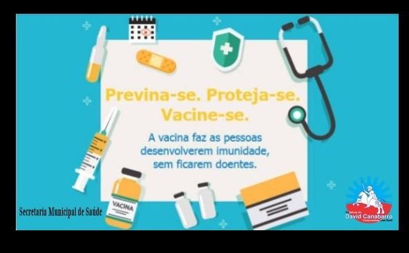 Foto de capa da notícia Campanha de Vacinação