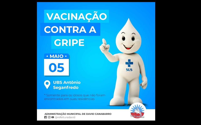 Foto de capa da notícia Campanha de Vacinação da Gripe