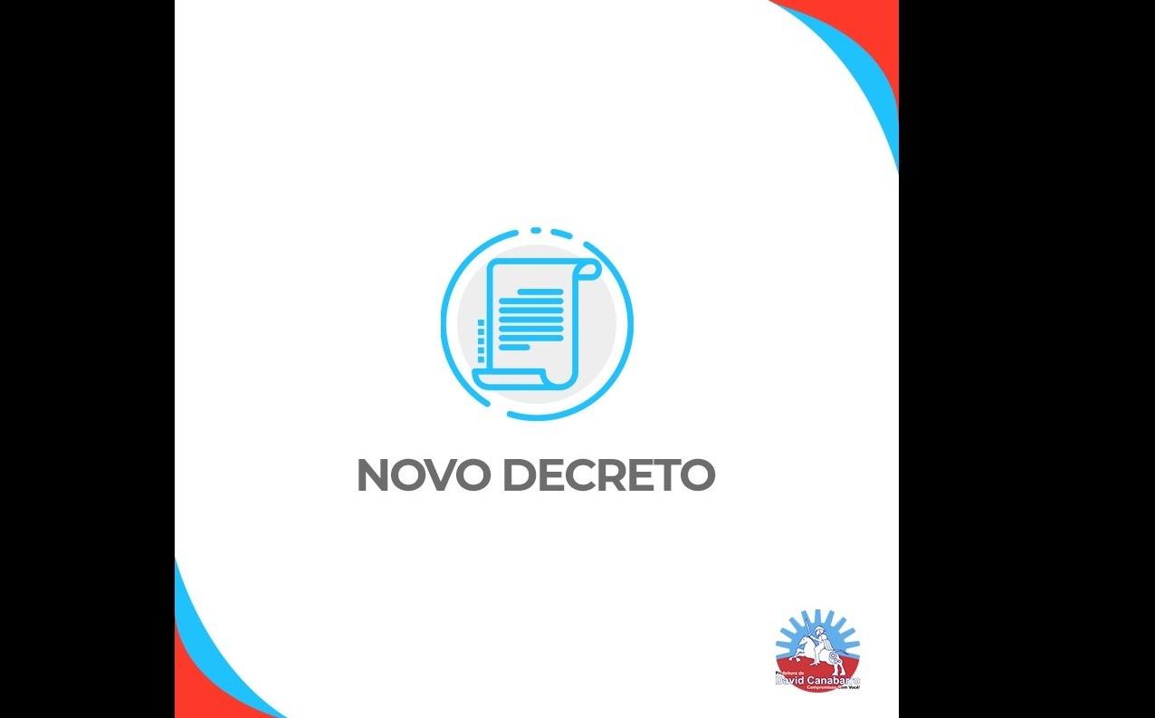 Foto de capa da notícia: Decreto N° 29/2020
