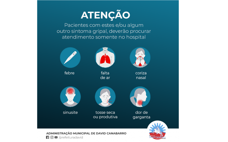 Foto de capa da notícia: Secretaria da Saúde Informa: