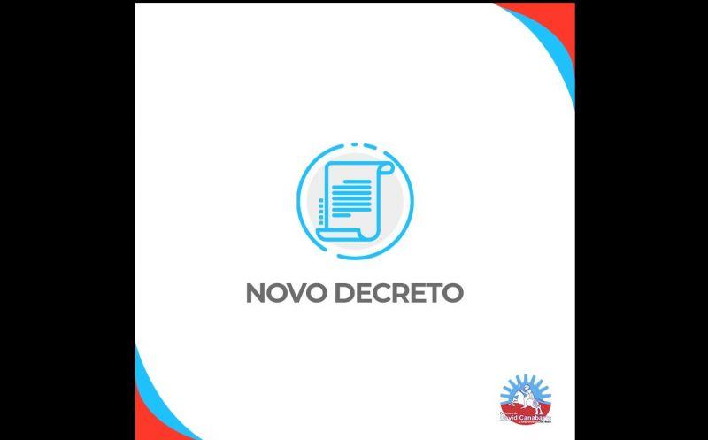 Foto de capa da notícia Novo Decreto Executivo 44/2020.