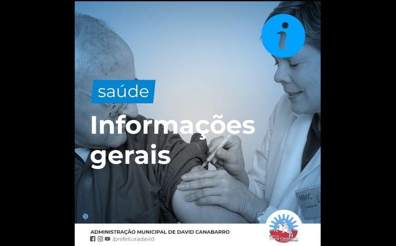 Foto de capa da notícia Secretaria da Saúde Informa