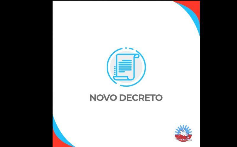 Foto de capa da notícia: Novo Decreto Executivo