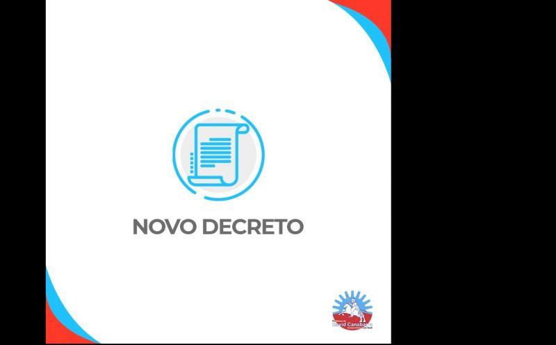 Foto de capa da notícia: Novo Decreto Executivo 50/2020