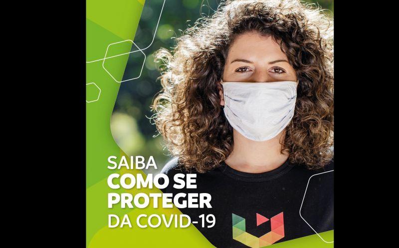 Foto de capa da notícia: Monitoramento e informação, como prevenção à covid-19