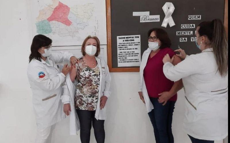 Foto de capa da notícia: Recebido o primeiro lote da vacina contra a Covid-19