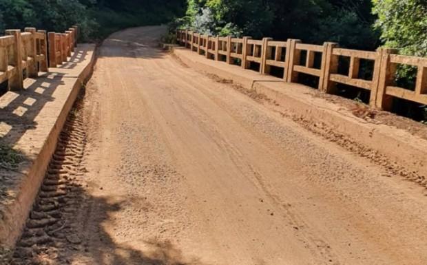 Foto de capa da notícia: Ponte sobre o rio Carreiro será interditada