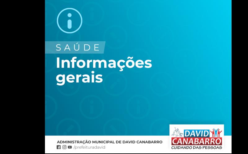 Foto de capa da notícia: Informações referentes aos atendimentos na UBS Antonio Seganfredo