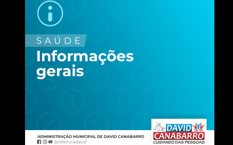 Foto de capa da notícia: Informação Saúde