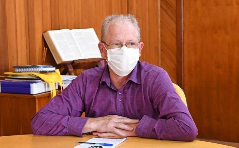 Foto de capa da notícia PREFEITURA AUXILIARÁ FINANCEIRAMENTE O HOSPITAL SÃO JOSÉ