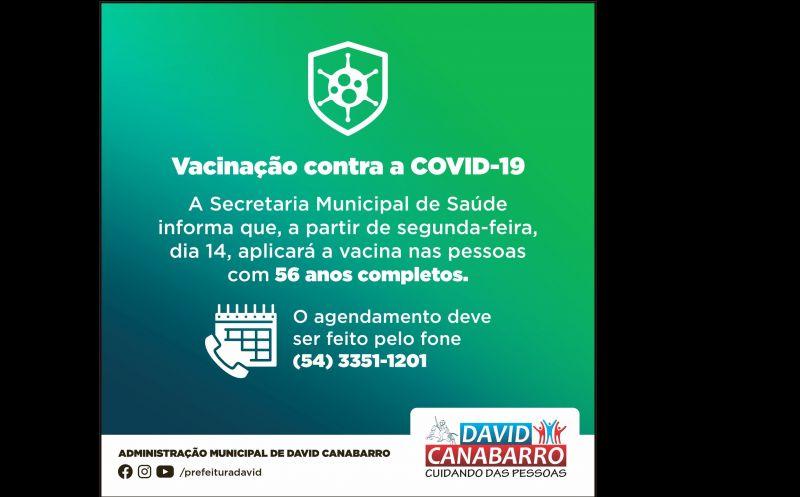 Foto de capa da notícia: ATENÇÃO, CANABARRENSES COM 56 ANOS COMPLETOS!